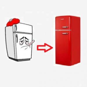 Ремонтировать холодильник или купить новый